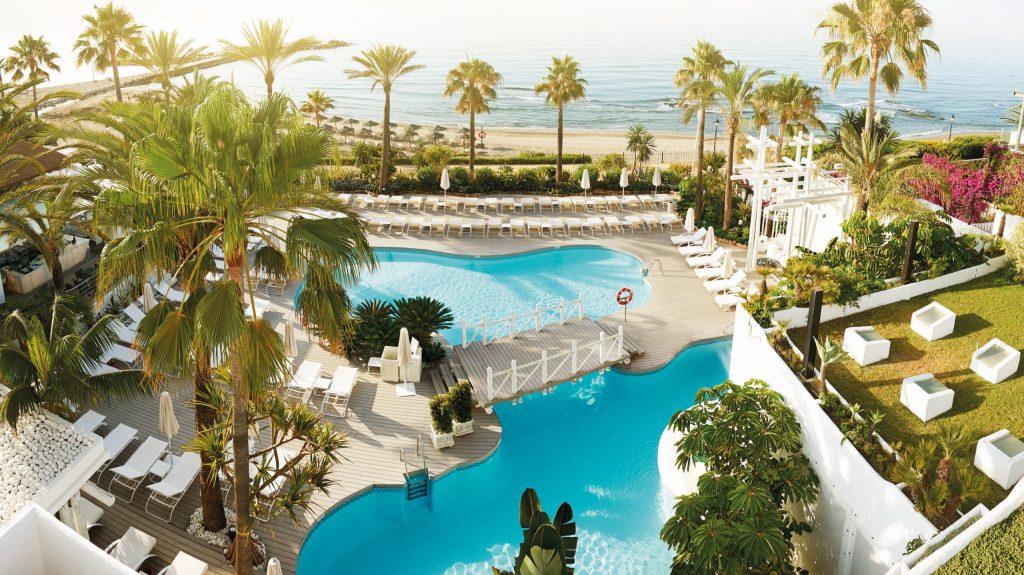 Puente Romano Beach Resort, en Marbella, es un destino sibarita por excelencia