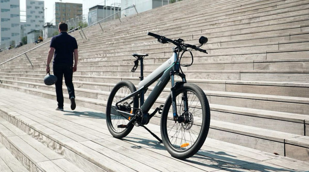La bicicleta Fuell Fluid revoluciona la movilidad eléctrica: brinda 200 km de autonomía