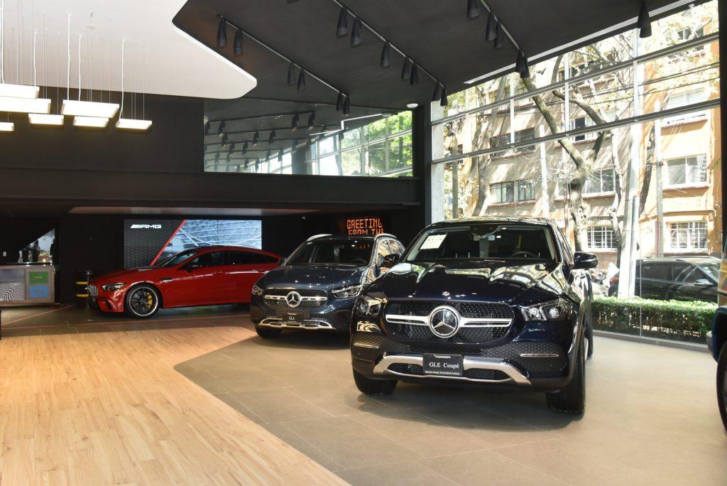 Hermer en Polanco te permite vivir Mercedes Benz como nunca antes