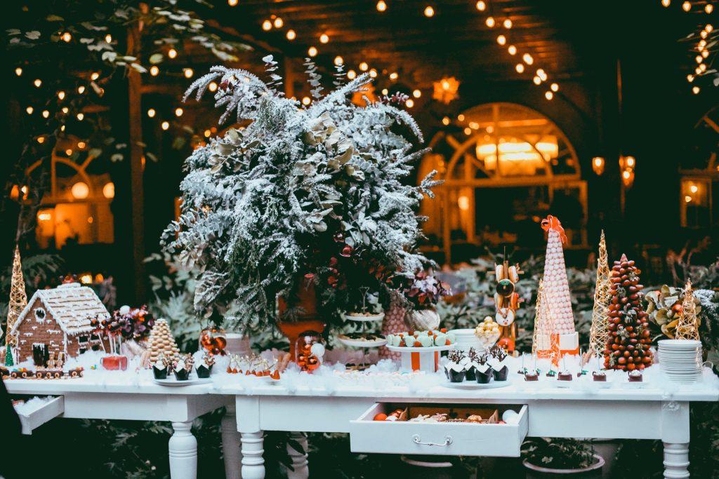 Esta Navidad y Año Nuevo se celebran con la propuesta gastronómica del Four Seasons Hotel Mexico City