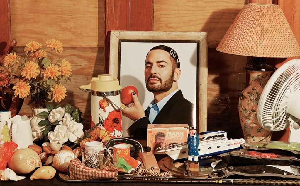 Marc Jacobs documenta su vida de encierro en un nuevo cortometraje donde se lo ve como nunca antes