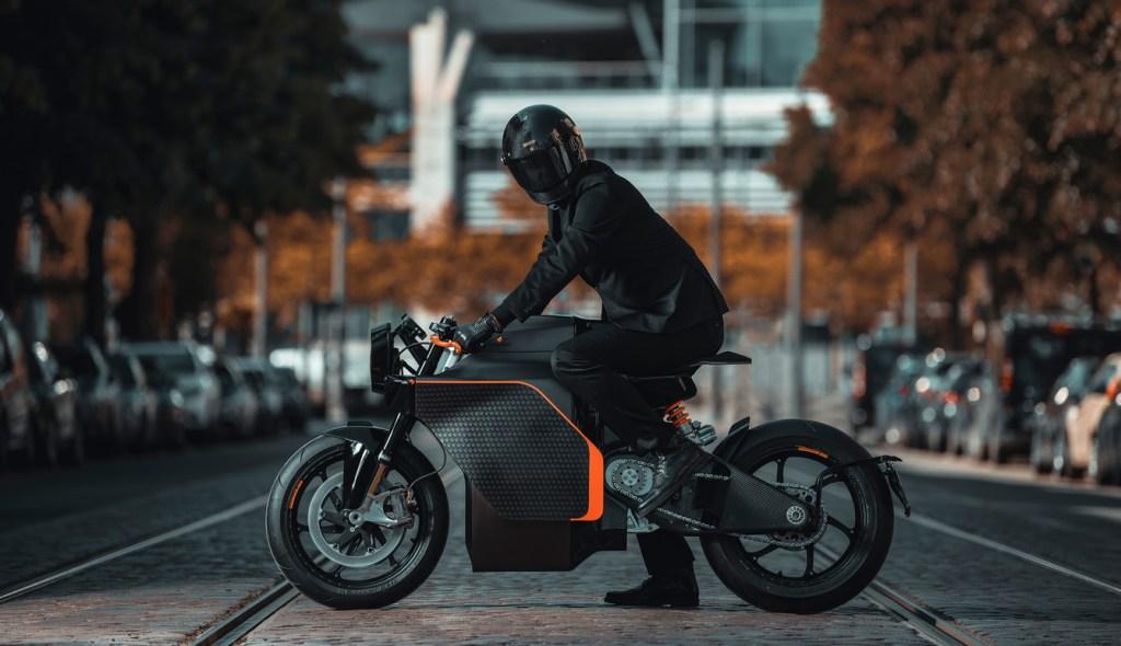 Conoce la Saroléa N60, una experiencia única en motocicletas eléctricas de lujo edición limitada