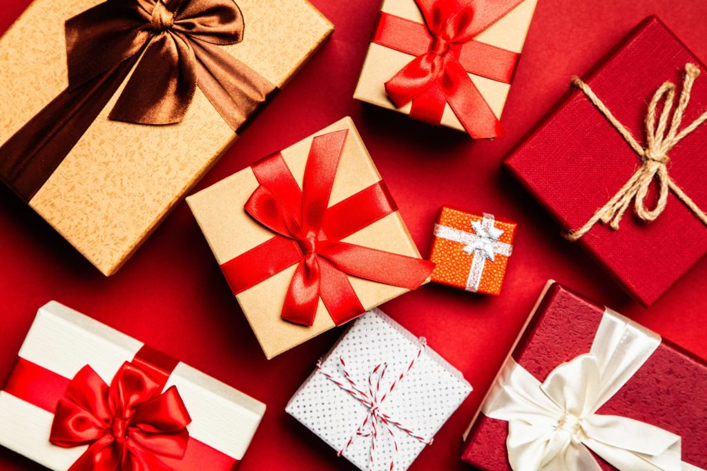 All SHE want for christmas are… más joyas y relojes para regalarle a ella