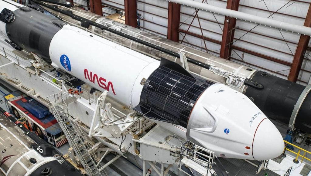 SpaceX es la primer compañía certificada por la Nasa para viajes espaciales humanos