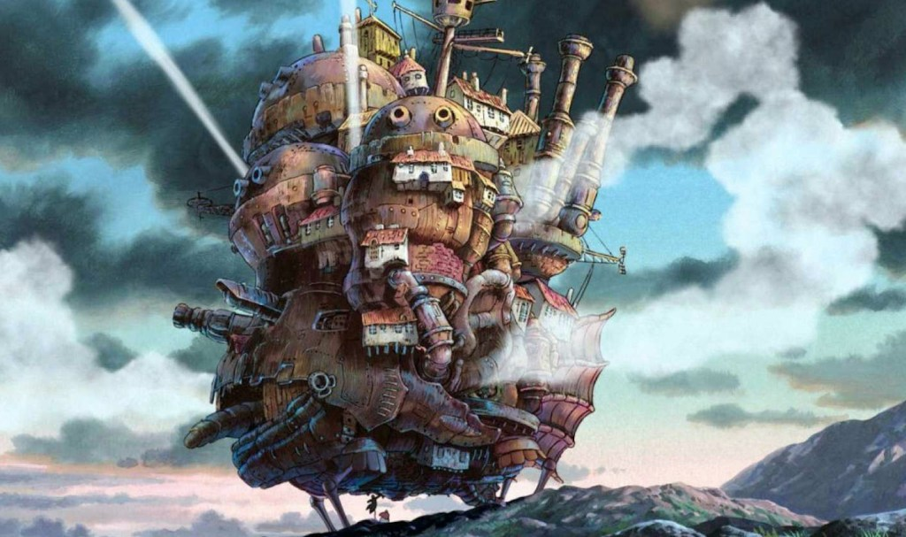 Studio Ghibli hace realidad el castillo de Howl en nuevo parque temático de Tokio