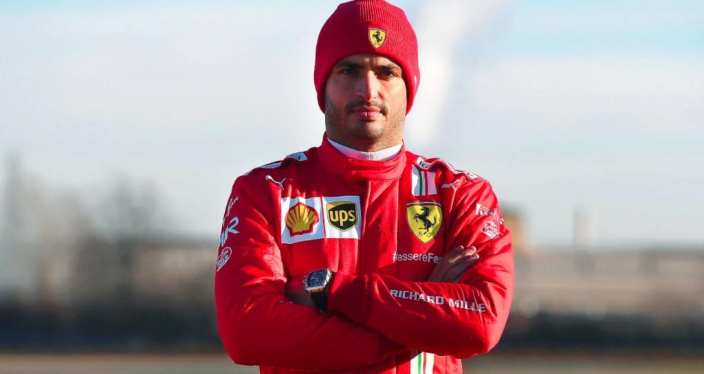 Richard Mille, el flamante nuevo colaborador del team Ferrari