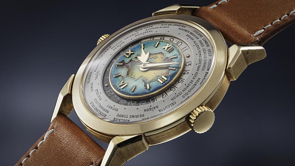 Atención coleccionistas: Este reloj es una de las mayores rarezas de Patek Philippe y acaba de ser encontrado