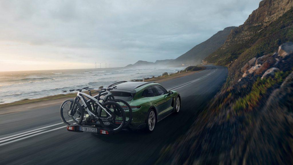 Inspiradas en el Taycan, llegaron las bicicletas de Porsche para dominar ciudad y montaña