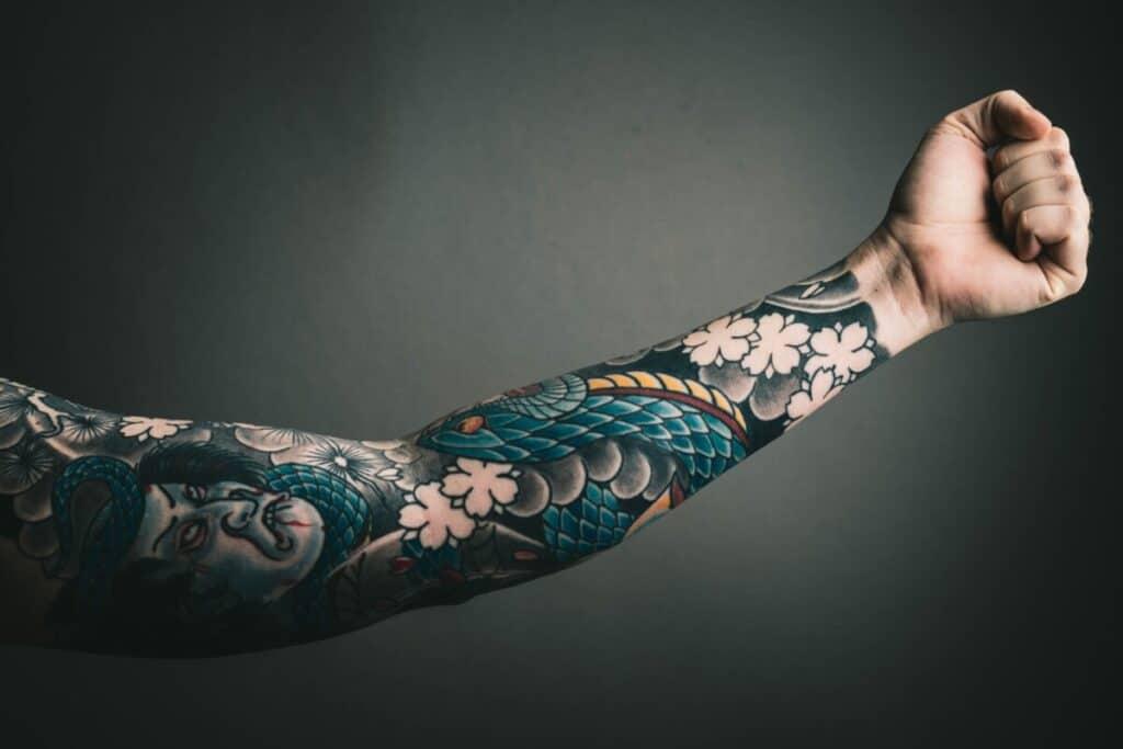 Ephemeral, una nueva tinta para tatuajes que se borrará en tan sólo un año