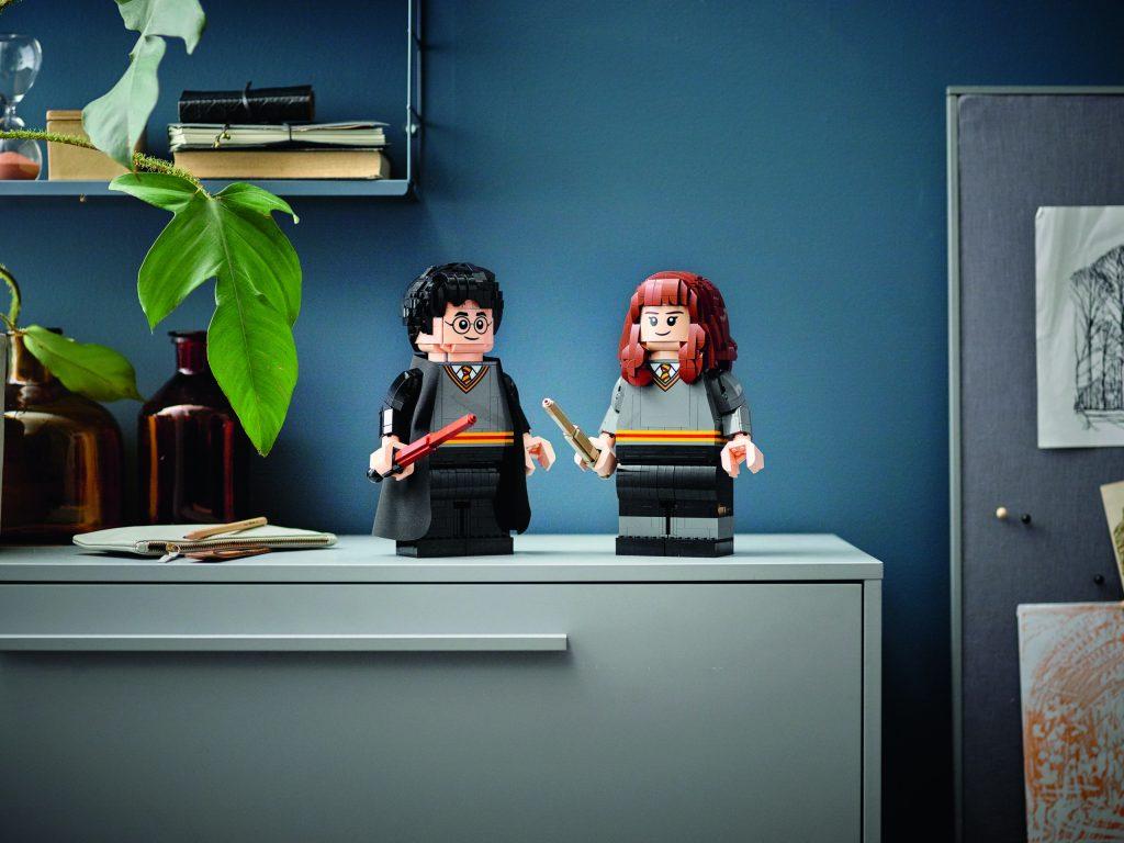 Wingardium leviosa! LEGO convierte el mundo de Harry Potter en miniatura