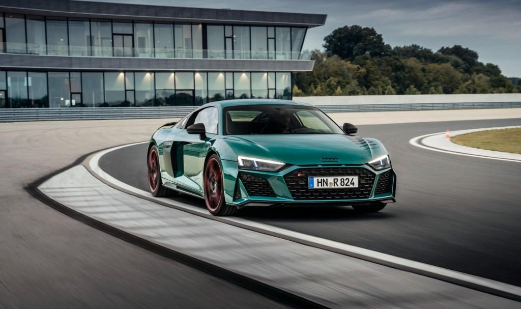 Conoce el Audi más veloz de todos: el R8 LMS Green Hell llega a México ¡y hay 6 a la venta!