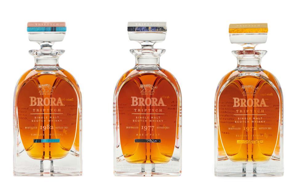 Conoce Brora, una legendaria destilería de whisky que revivió gracias a Diageo