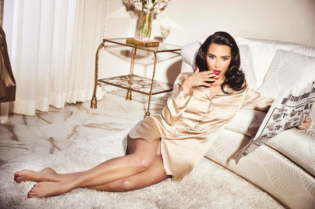 No solo Kanye West, también Kim Kardashian ya es oficialmente multimillonaria