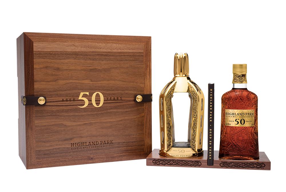 ¿Por qué esta edición especial de whisky Highland Park cuesta más de medio millón de pesos?
