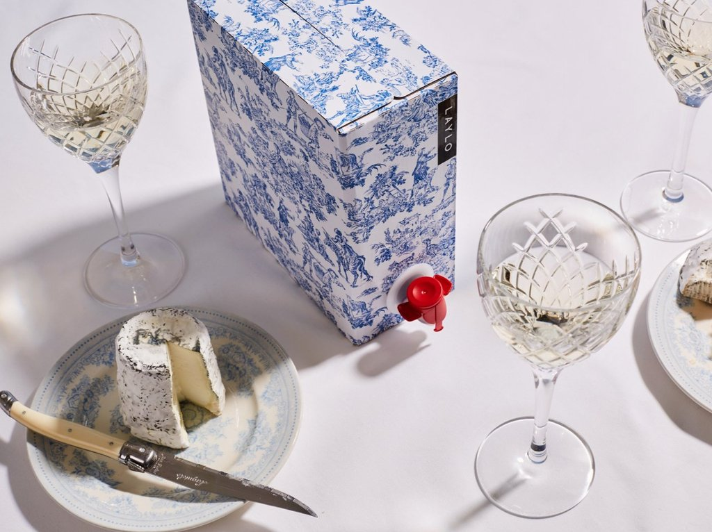 Olvida todo lo creías saber del vino de caja, Laylo lo ha reinventado para hacerlo de lujo