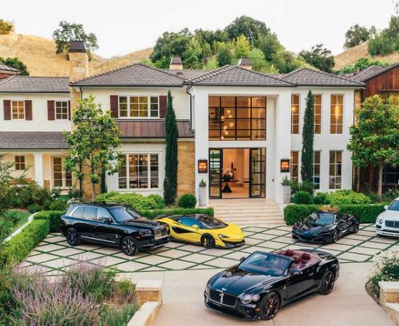 Madonna y The Weeknd, una dupla inesperada unida por una mansión