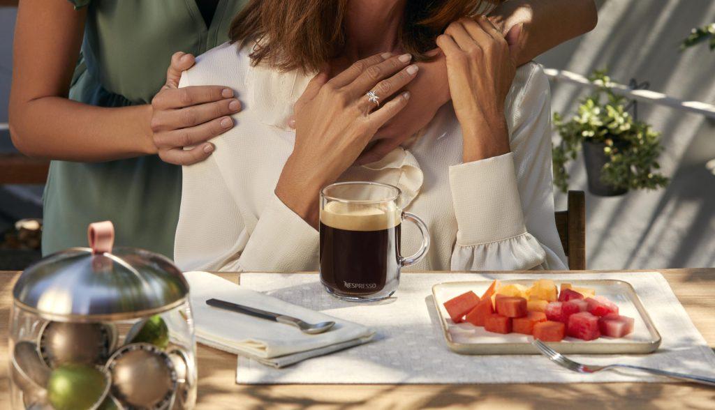 Una joya: así es el la colaboración entre Nespresso y Tane