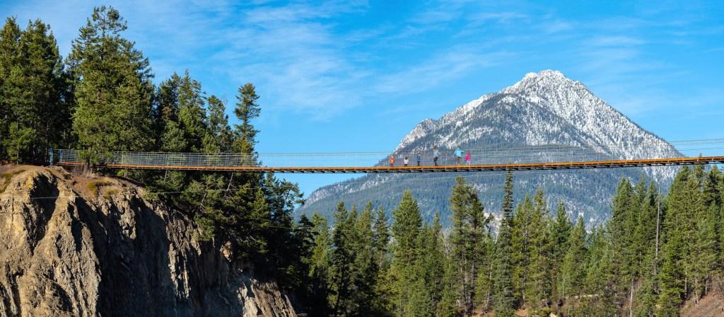Estos puentes colgantes serán los más altos en Canadá y deben ser un must en tu próximo viaje