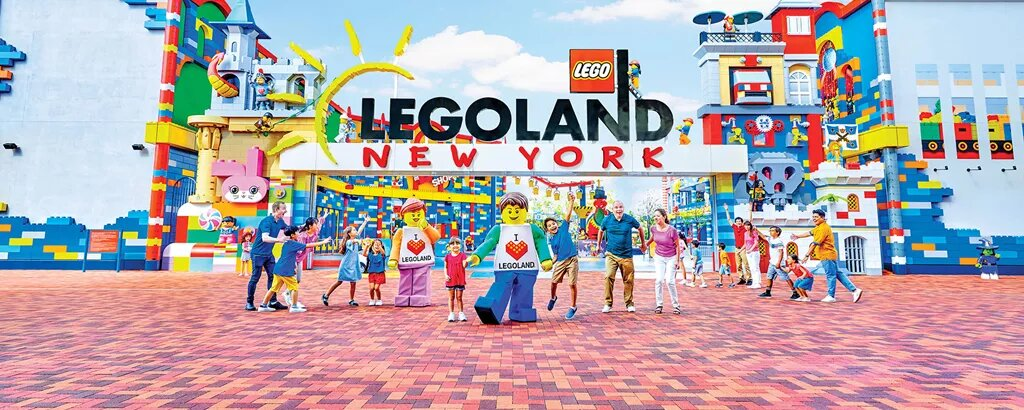 Legoland abrirá en el verano y esto es todo lo que sabemos del nuevo parque temático