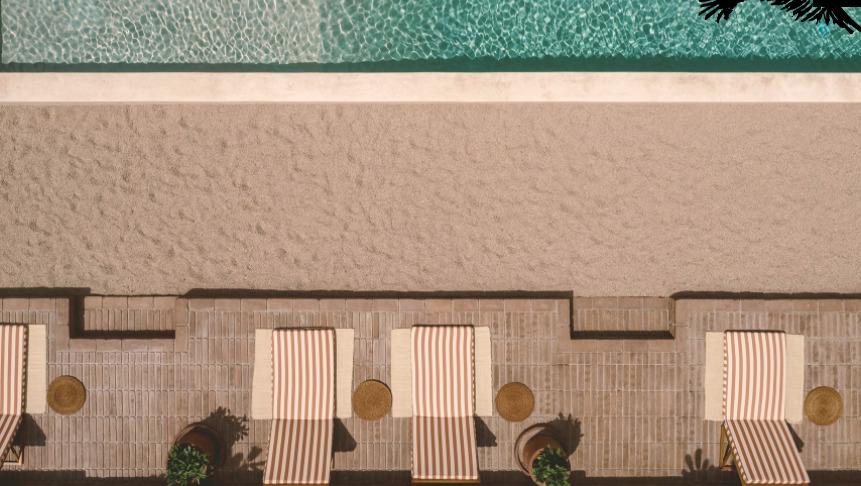 Este nuevo hotel boutique en Baja California tiene todo lo que necesitas para las vacaciones