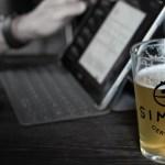 Muy buena cerveza con muy buena comida, es así de simple, en Simple Cervecería, en la CDMX