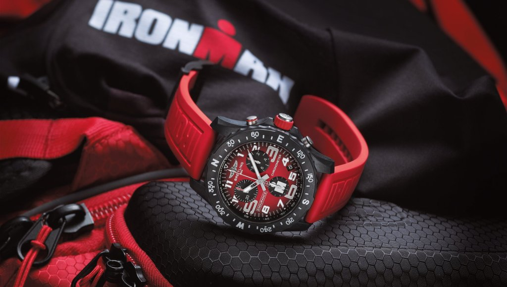 Breitling e Ironman se unen para crear el reloj que todo atleta necesita