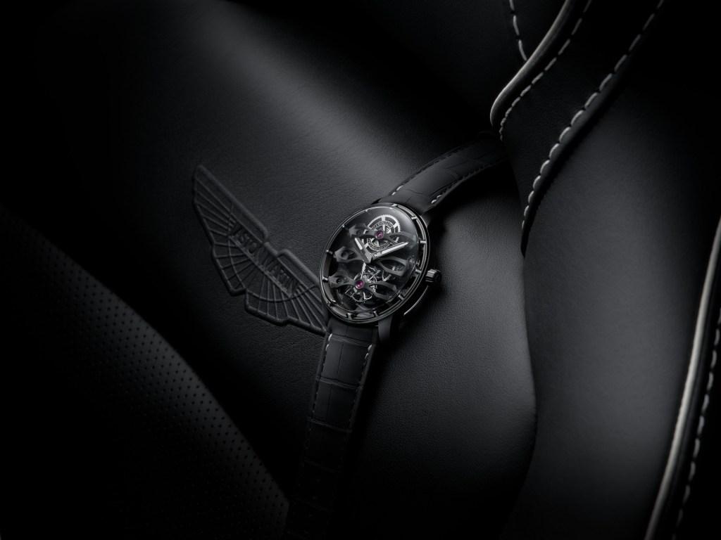 Girard-Perregaux y Aston Martin nos presentan su nuevo y muy limitado reloj tourbillon