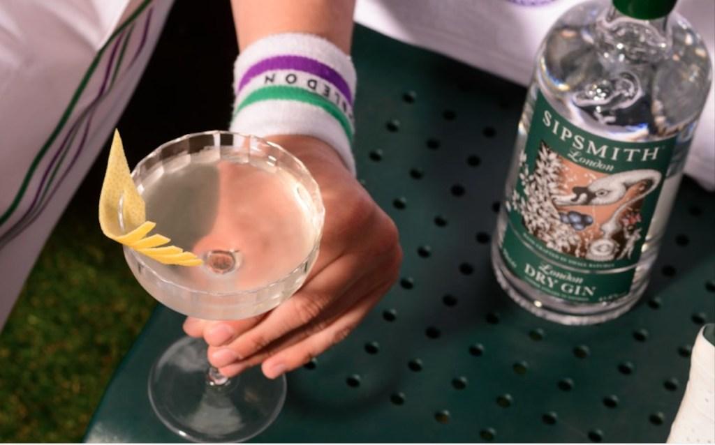 ¿Ya sabes cuál es la ginebra oficial de Wimbledon? Conoce Sipsmith y su edición especial dedicada al torneo