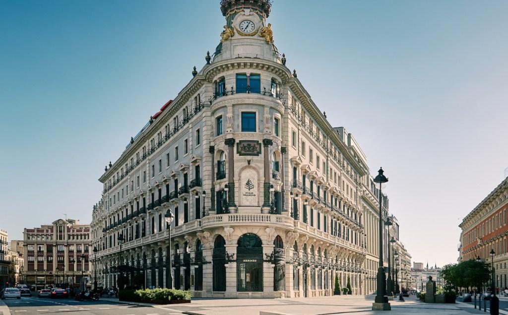 Four Seasons Madrid: el nuevo hito del lujo y la arquitectura