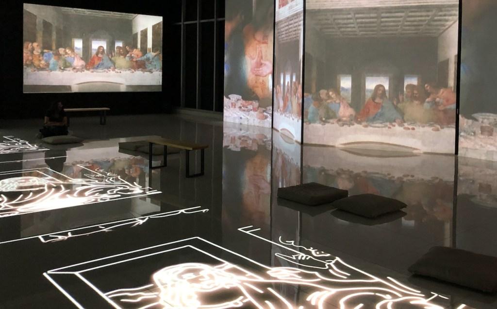 De Leonardo DaVinci a Frida Kahlo, experiencias inmersivas que tienes que vivir en la CDMX