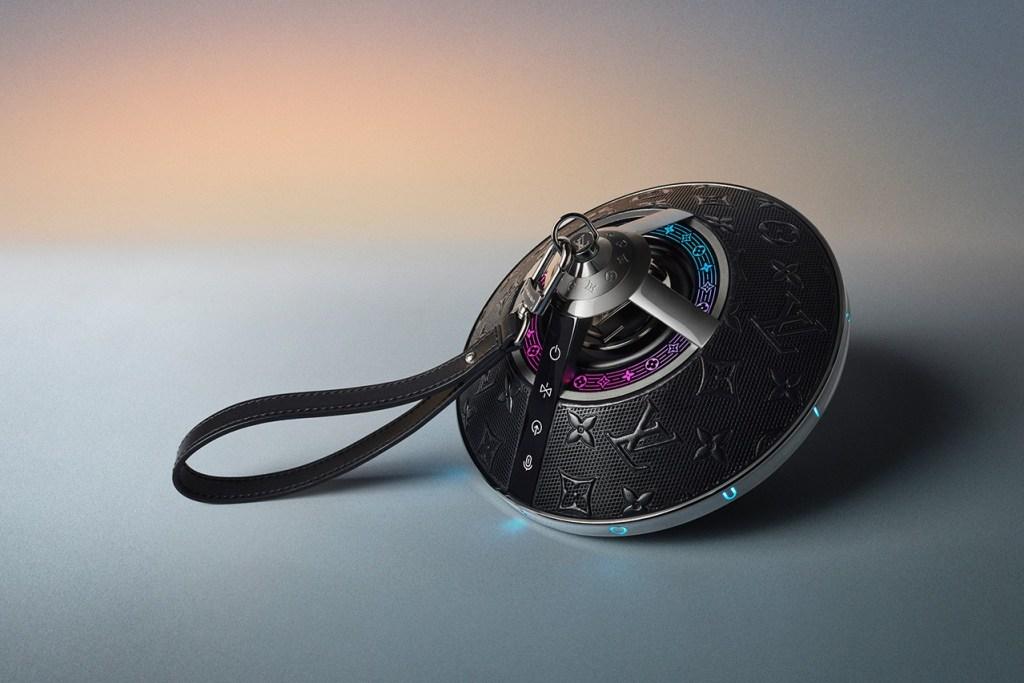 altavoz de Louis Vuitton