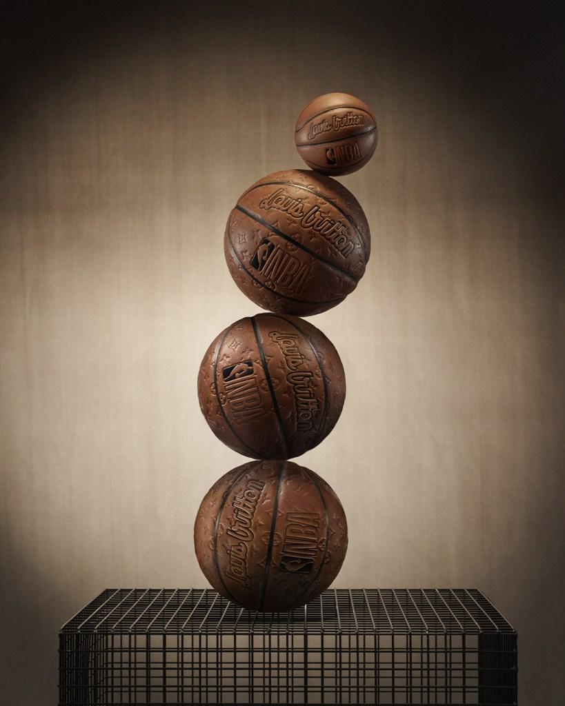 LOUIS VUITTON NBA Trophy Travel Case