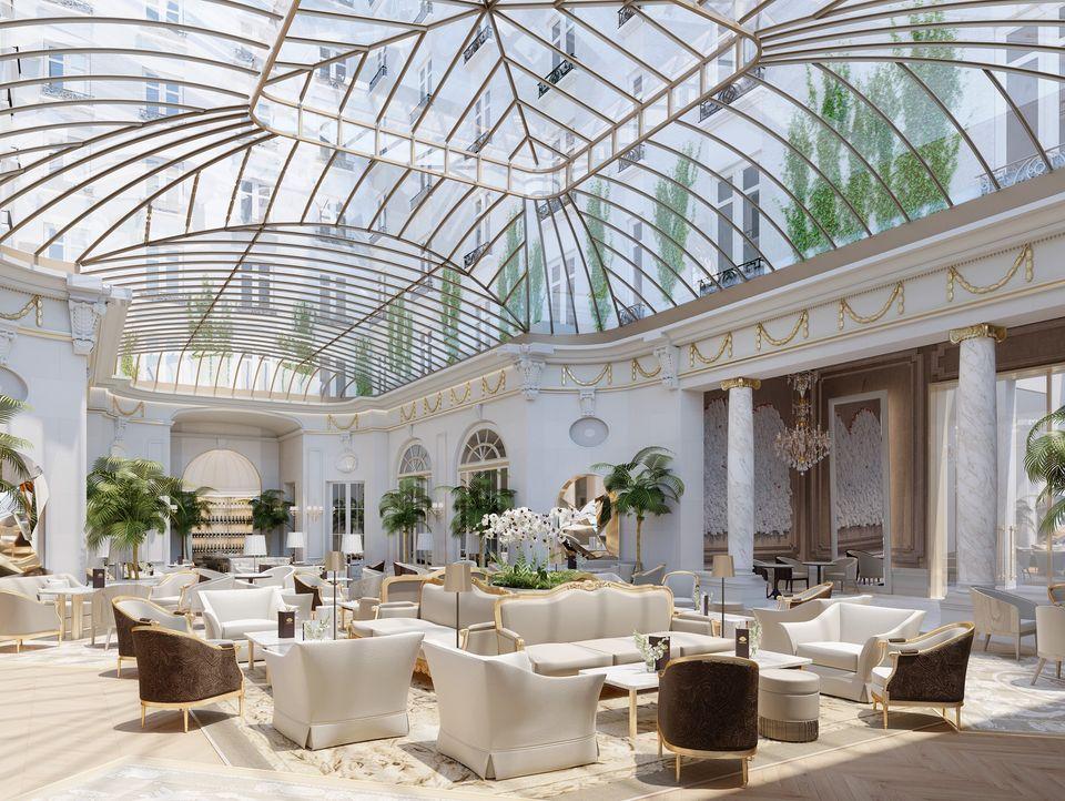 El Mandarin Oriental Ritz, Madrid: una tentación clásica