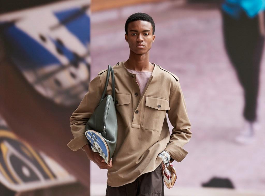 No más Birkin, Hermès creó el bolso que soñabas, a partir de una tabla de skate
