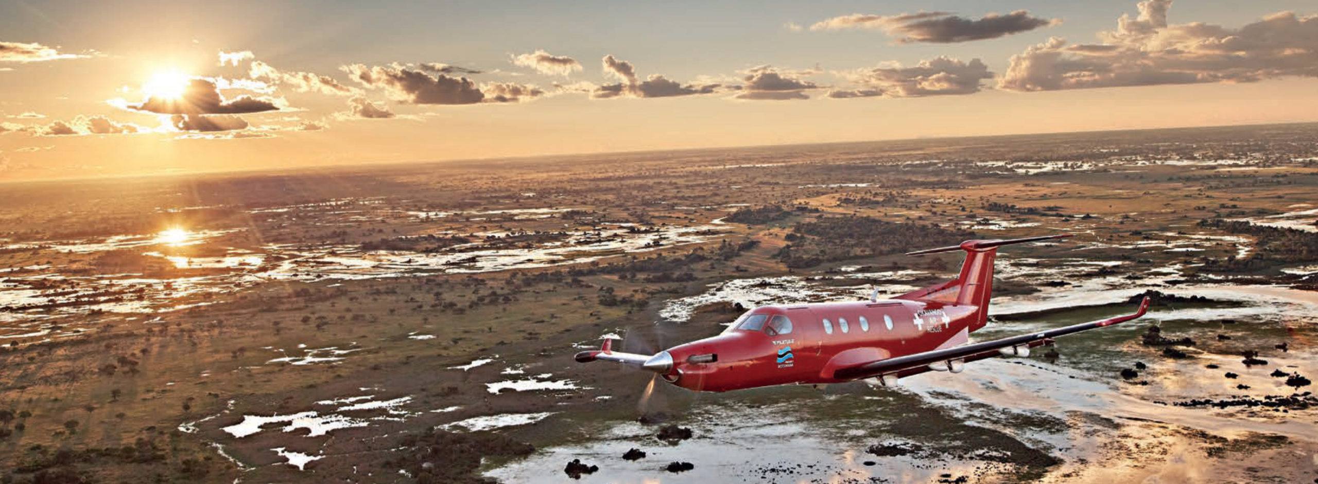 Servicio Médico Aéreo Okavango Air Rescue