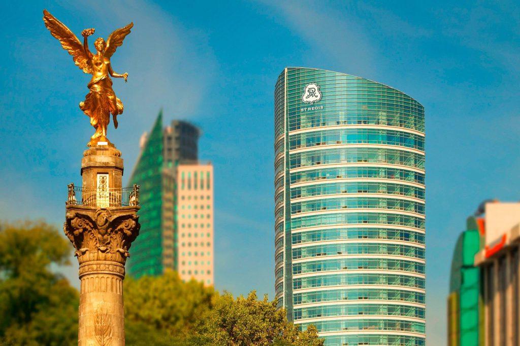 Redescubre la CDMX en 48 horas con The St. Regis Mexico City