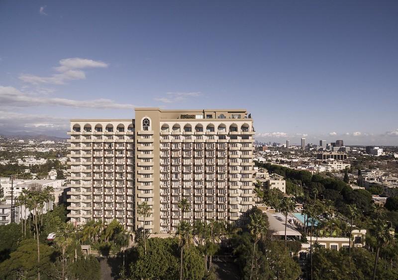 Four Seasons Hotel Los Angeles at Beverly Hills, un lugar de ensueño para los amantes del wellness