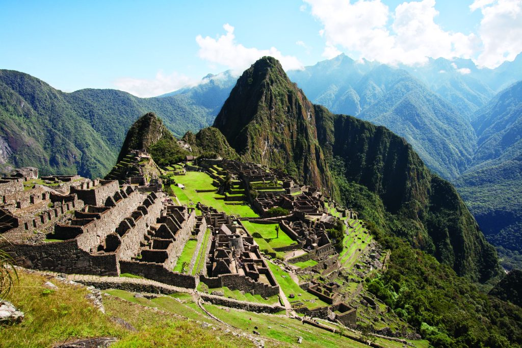 Machu Picchu se vuelve el primer destino carbono neutral del mundo