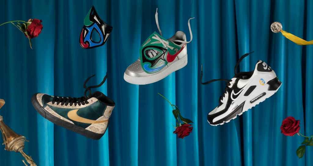 Nike presenta una colección muy mexicana inspirada en la Lucha Libre