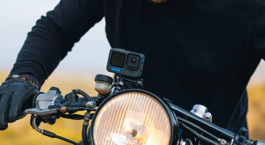 HERO10 Black, la cámara más potente y fácil de usar de GoPro, graba videos en 5.3K