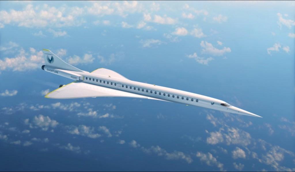 Con los aviones de Boom Supersonic sólo necesitarás 4 horas y 100 dólares para viajar por el mundo