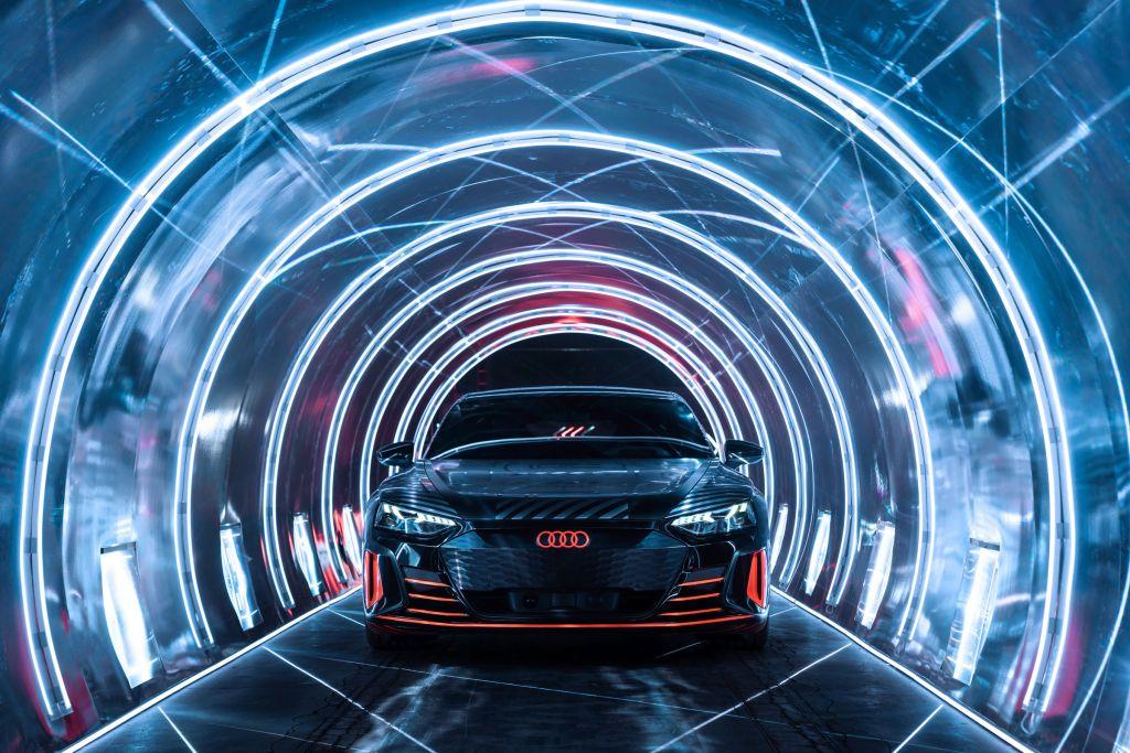 Audi RS e-tron GT, el gran turismo que viene del futuro a México
