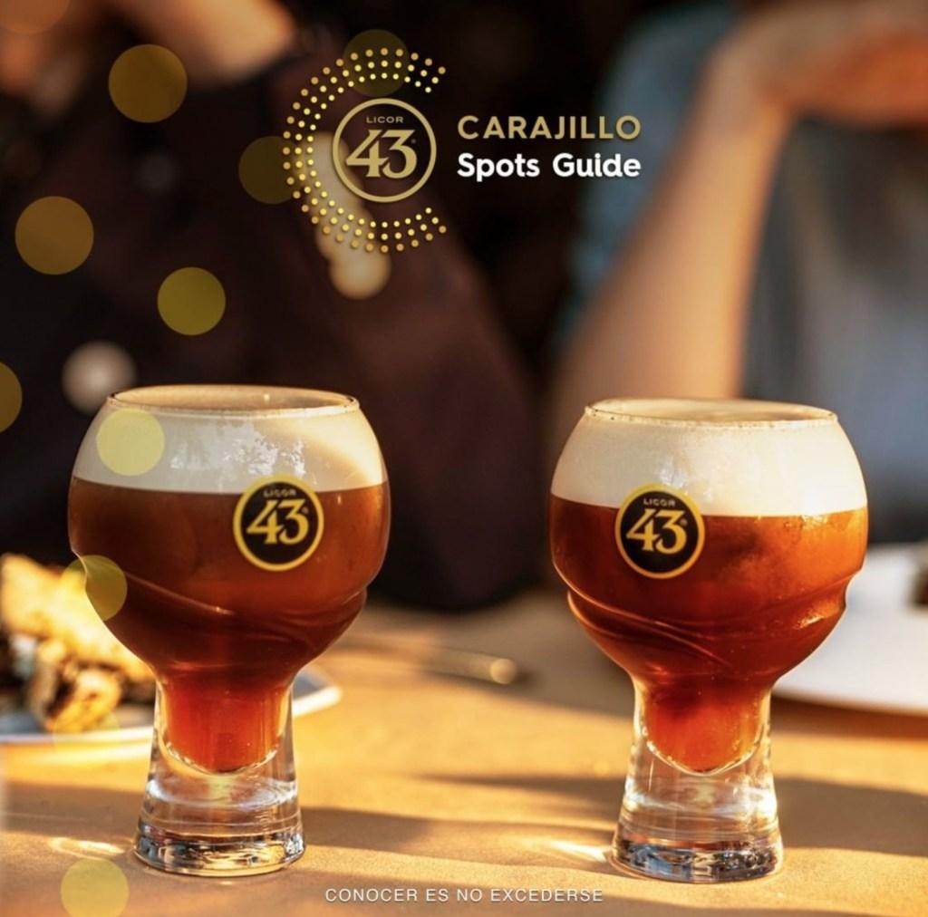 Carajillo Spots Guide