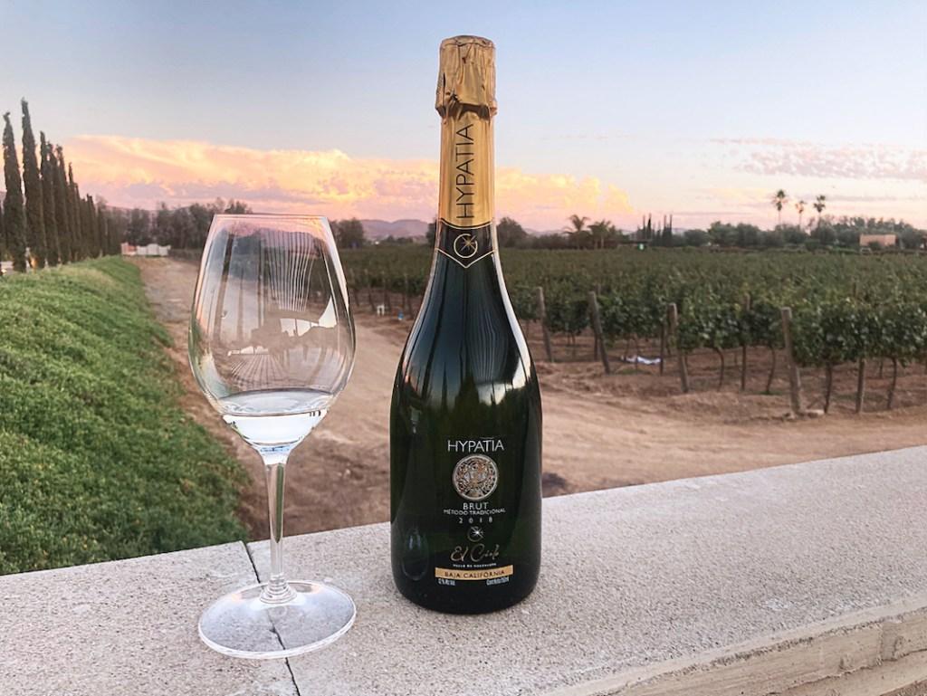 Vinícola El Cielo  presenta su primer vino espumoso: Hypatia