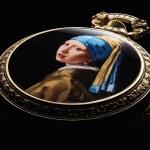 La famosa Mona Lisa holandesa, «La joven de la perla», inspira este reloj de Vacheron Constantin