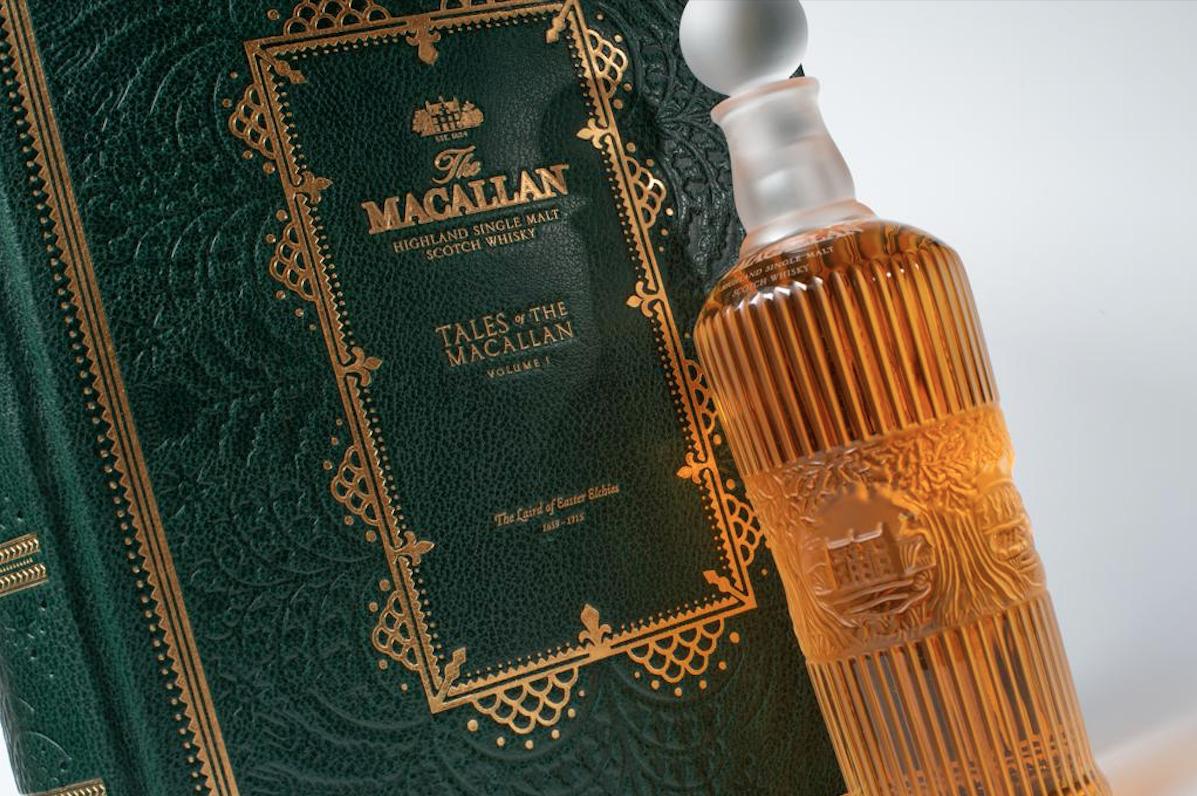 Macallan honra su legado con Tales of the Macallan