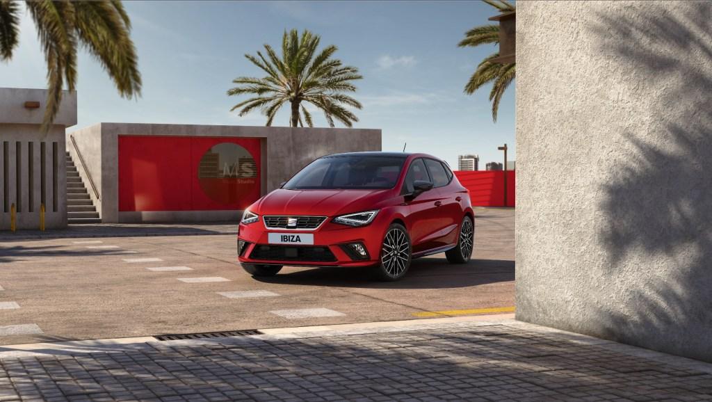 SEAT celebra 20 años en México con el lanzamiento de un Ibiza conmemorativo de edición limitada