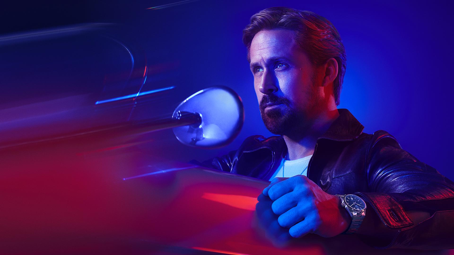 Ryan Gosling tiene un nuevo protagónico como embajador de TAG Heuer