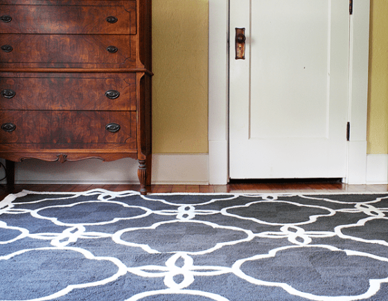 area rugs with hardwood floors by Robb Restyle