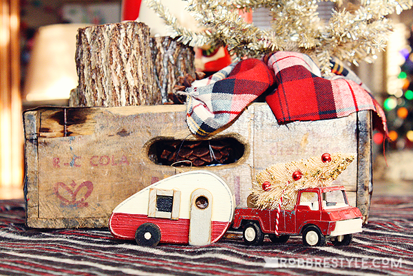 vintage holiday camper
